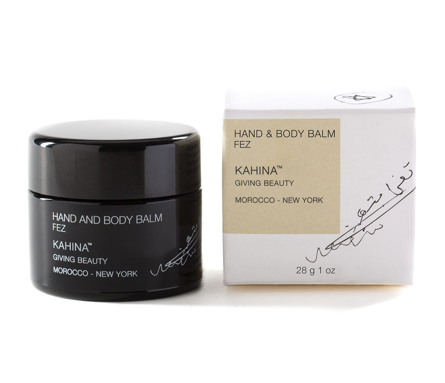 Kahina Giving Beauty Hand and Body Balm